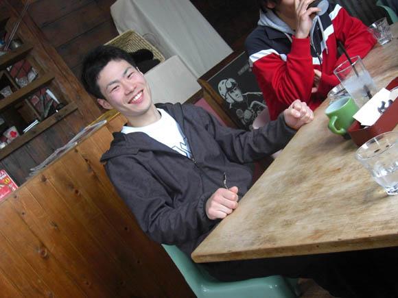 ヤマザキの笑顔